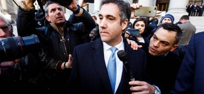Cohen tiene programada la sentencia el próximo 12 de diciembre y se enfrenta a un máximo de cinco años en prisión, una multa de 250.000 dólares y tres años de libertad vigilada.