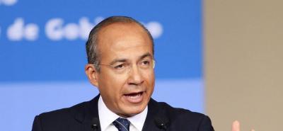 Expresidente de México, Felipe Calderón, rechaza haber recibido pagos del cartel de Sinaloa
