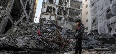 Hamás anunció un acuerdo de alto el fuego en la franja de Gaza