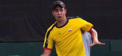Colombia, que tiene como número uno al santandereano Daniel Galán, disputará los partidos de la primera fase del grupo mundial de la Copa Davis 2019 en Bogotá ante Suecia, el 1 y 2 de febrero.