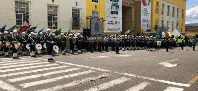 El Departamento de Policía Santander tiene nuevo comandante