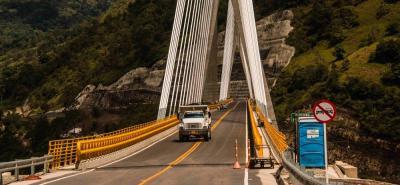Sacyr confirmó que el martes iniciarán las pruebas de carga en el Puente Hisgaura