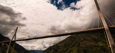 Este miércoles se conocería fecha de pruebas de carga en el Puente Hisgaura