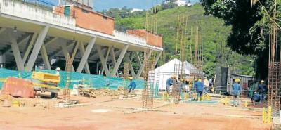 Cerca de 2.900 metros cuadrados es el área de construcción del proyecto que está a cargo de la firma Construvannex Ltda.