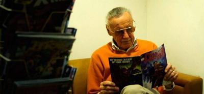 Falleció Stan Lee, el creador de tiras cómicas