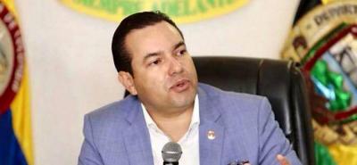 Gobernador de Santander se pronunció sobre suspensión del Alcalde de Bucaramanga