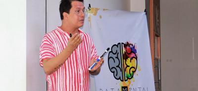 Manuel Muñoz Herrera, investigador postdoctoral en la división de Ciencias Sociales de la Universidad de Nueva York en Abu Dhabi (NYU Abu Dhabi).