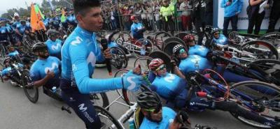 Así fue la fiesta de Nairo Quintana en Boyacá
