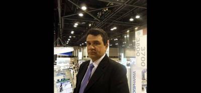 Jaime Enrique Santos Rodríguez, juez de atletismo.