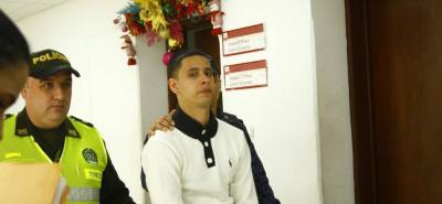 Jeison Fabián Rincón Delgado, conocido como 'Lobo', ya se encuentra en la cárcel por un delito sexual. Ahora deberá responder por el homicidio del coductor.