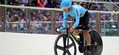 La joven velocista santandereana Martha Bayona Pineda sigue siendo protagonista en las paradas de la Copa Mundo de Pista y sigue sumando puntos para clasificar a Tokio 2020.