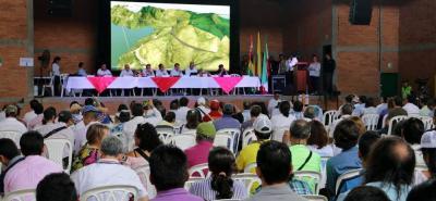 Según la Concesión Ruta del Cacao, el nuevo trazado representará ahorro en costos y solución a la accidentalidad.