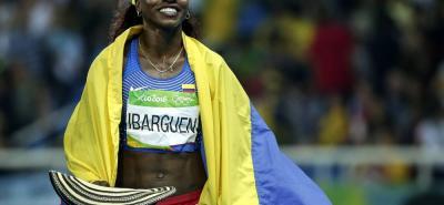 La atleta colombiana Caterine Ibargüen Mena, es finalista en la gran gala de la Iaaf que se celebrará hoy en Mónaco.