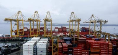 Mientras Colombia logró en octubre exportaciones por US$3.786,6 millones FOB, las de Bucaramanga sumaron US$1.953.
