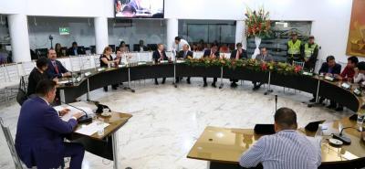 De llegarse a archivar la iniciativa, sería la tercera ocasión que el Concejo de Bucaramanga se niega a aprobar el Presupuesto de la administración Hernández.