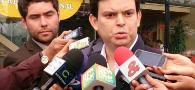 El exgobernador de Córdoba, Alejandro Lyons, aceptó su responsabilidad en los hechos y dio muestras de arrepentimiento por los delitos cometidos.