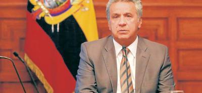 Lenín Moreno, presidente actual