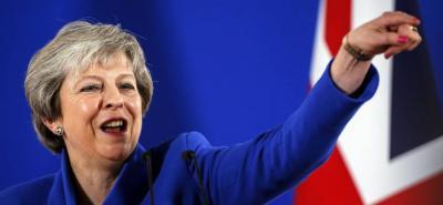 """El movimiento cívico global Avaaz instalará el próximo lunes un puesto callejero en clave de humor frente al Parlamento británico para instar a los diputados a votar en contra del """"brexit""""."""