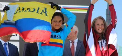 En la temporada 2017, Sara Isabel García Marín, de BMX, consiguió el premio a la Mejor Deportista Novato que entrega esta casa periodística. La deportista tuvo varios logros nacionales, pero el principal fue el subcampeonato en el Campeonato Mundial.