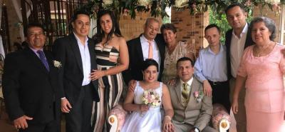 Agustín Martínez, Mauricio Díaz, Liliana Calderón, Emiro Díaz, Rosalba Santos, WilliamDíaz, Sergio Díaz, Luz Marina Santos, Lucero Martínez y Fabián Ospino.
