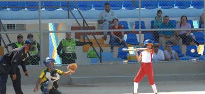 El béisbol comienza a florecer en Bucaramanga, gracias al trabajo del Comité Municipal, que está trabajando con niños, creando un semillero de peloteros en la Ciudad Bonita.