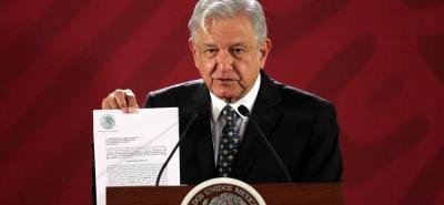 Esta es la segunda vez que el Gobierno de López Obrador echa abajo uno de los buques insignia del pasado sexenio.
