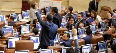 La conciliación del proyecto, según explicó el senador Iván Agudelo, se dará en las sesiones extraordinarias.