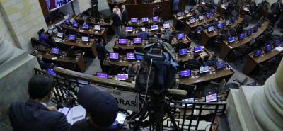 Hoy se clausuran las sesiones extraordinarias del 2018 en el Congreso de la República.