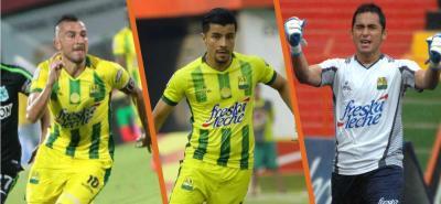 Sherman Cárdenas y Jhon Pérez jugarán con el Atlético Bucaramanga en 2019