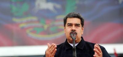 """""""EE.UU. dirige golpe de Estado en marcha a Venezuela"""": Nicolás Maduro"""