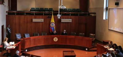 Corte Suprema devuelve terna presentada para elegir Fiscal ad hoc
