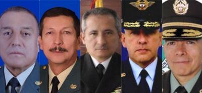Los perfiles de la nueva cúpula militar que tendrá como objetivo el Plan Bicentenario