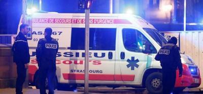 Al menos un muerto y 6 heridos por un tiroteo en Francia