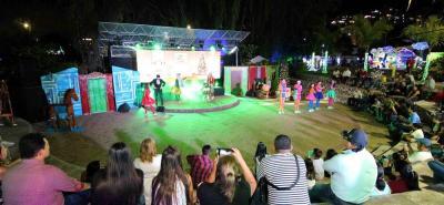 """Es el momento de vivir """"Un cuento hecho Navidad"""" en Bucaramanga"""