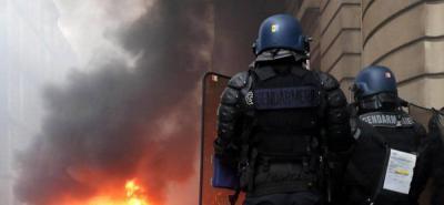 Protestas en Francia congregan a 125.000 personas y dejan 1.385 detenidos