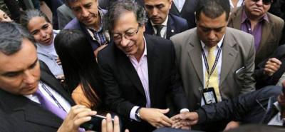 Corte Suprema abre investigación contra el senador Petro