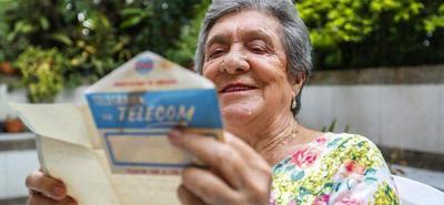 El telegrama:  El whatsApp de nuestros viejos