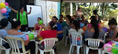 'Mujeres Emprendedoras', un proyecto que impulsa los sueños de las mujeres del norte de Bucaramanga