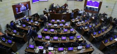 En el último momento legislativo se salvó la reforma política
