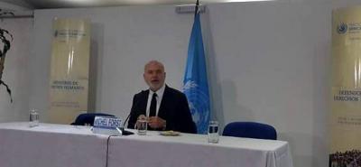 """ONU afirma que la """"situación de líderes sociales en Colombia es dramática"""""""