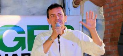La muerte política de Díaz se dio por un presuntamente recibir comisiones del Grupo Saludcoop.