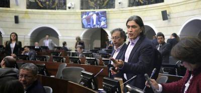 Oposición se retiró de plenaria de Senado porque no se continuó debate de Odebrecht