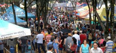 Así se vivió el XVIII Festival Nacional e Internacional de Colonias en Bucaramanga