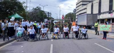 Madres de niños en condición de discapacidad en Bucaramanga piden ayuda para tratamientos médicos