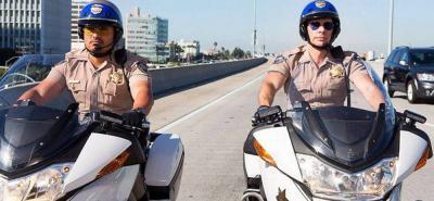 Vea el primer trailer de Chips, la película de la patrulla motorizada