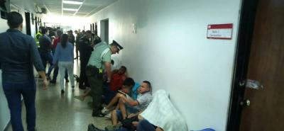Empeora crisis por hacinamiento en celdas selladas del Palacio de Justicia de Bucaramanga