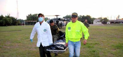 Ejército reporta la muerte de 'Erik', cabecilla del Eln en el Sur de Bolívar