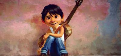Coco, la nueva película de Disney Pixar inspirada en la fiesta mexicana del Día de Muertos, esta aventura llena de suspenso llegará a las salas de cine en 2017.