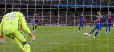 El último gol marcado por el argentino en una competición oficial fue el 25 de febrero de 2010.