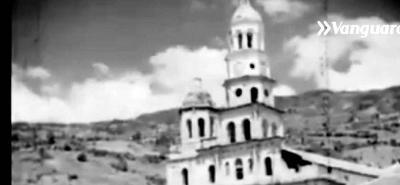 Video histórico muestra a Málaga, Santander, en los años 40